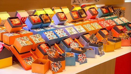 良品铺子的高端零食包装。图片来源:良品铺子