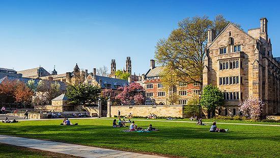 美国大学 图片来源pixabay