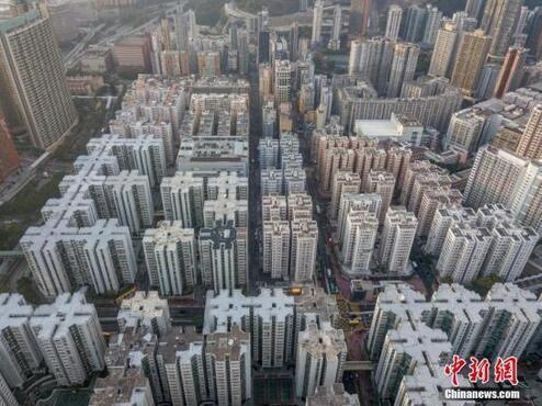 香港房委会拟增公务员绿表配额 未来5年增1350个