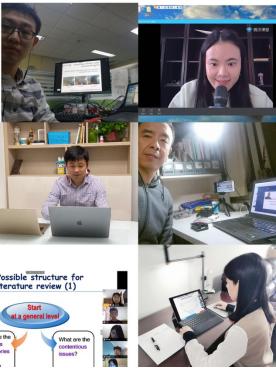 北京交通大学软件学院办好线上课堂 讲好中国故事