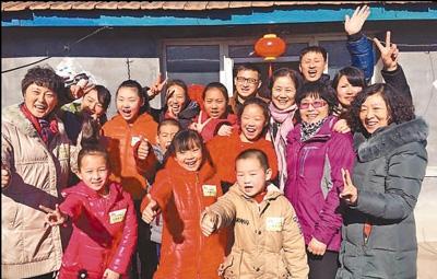 【热文】丹东慈善爱心团体为贫困儿童照亮梦想