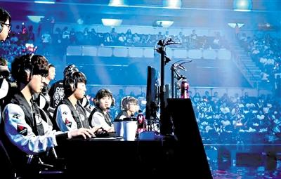 电子竞技和游戏产业已趋成熟 不