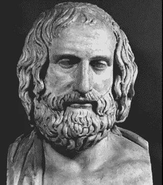 欧里庇得斯雕像