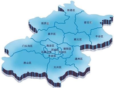 """一图看懂北京各区""""十四五""""教育新看点"""