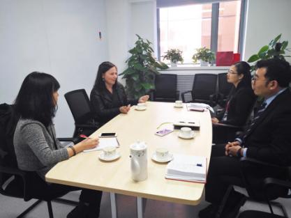 新西蘭國際教育推廣局再訪金吉列 促進雙方緊密合作
