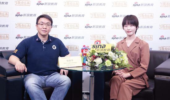 金宝贝儿童成长教育集团全球总裁及CEO 张振宇