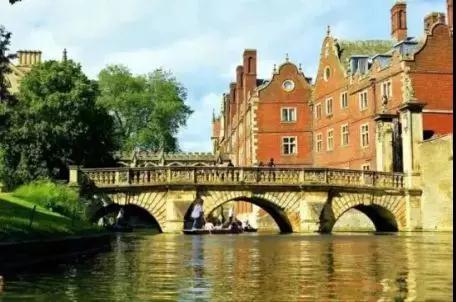 剑桥大学(来源:搜狐教育)