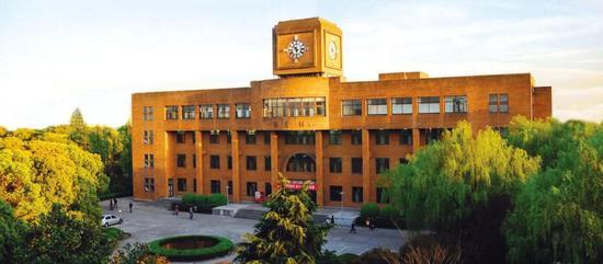 宁波大学/图片来源:宁波大学官网