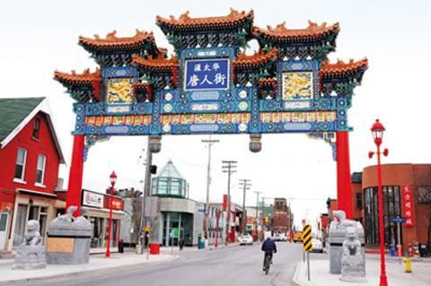 英国利物浦华埠现衰败景象 当地华人寻出路