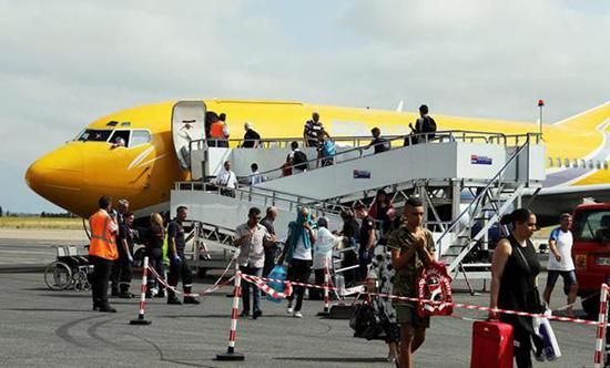 ASL航空一航班被短暂隔离:一儿童疑似感染霍乱