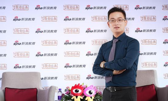 思考乐教育董事长 陈启远