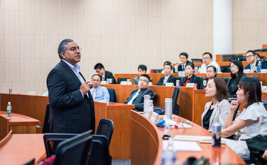 同济凯斯项目位列2019中国最佳金融MBA第二