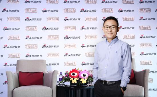 轻轻家教CEO 刘常科