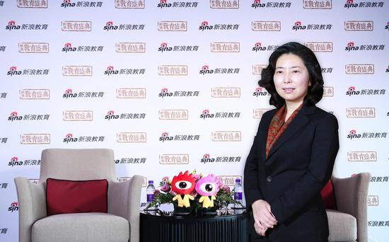 京学教育集团CEO 李敬