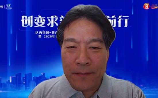 教育部產學合作協同育人項目專家組專家、上海交通大學慕課研究院院長蔣建偉