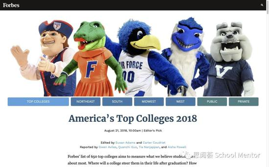 2019全美大学排行榜_最新!USNews2019全美大学排名公布跌宕起伏!