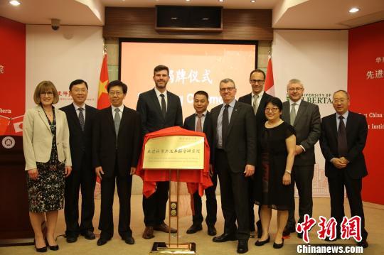 联合研究院将逐步建设成为上海科创中心的重要标志之一。 田波澜 摄
