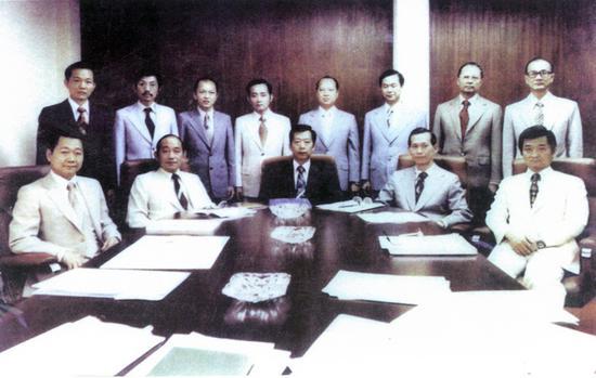 △1979年,正大集團董事會決定進入中國投資 圖片來源:正大康地公司