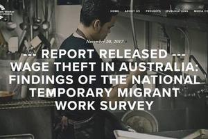 留学生在澳打工遭剥削:时薪不到最低工资标准一半