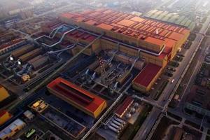 宝钢工业遗存艺术化改造:打造上海美院新校区