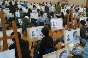 甘肃省2018年高考美术与设计学类专业统考举行