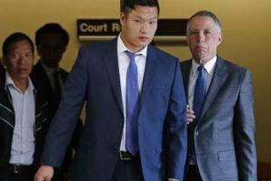 美华裔学生遭兄弟会霸凌致死 四名被告获刑