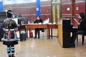 甘肃4000多人参加2018高考音乐学类统考