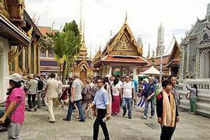 保障游客安全 泰国严打外籍人士非法打工查获30人