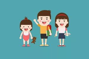 趣味学习:3分钟理清各种亲戚的英语称呼