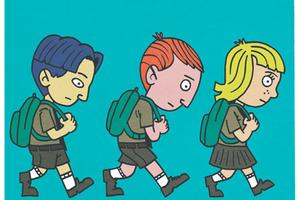 发人深省的英文漫画:11种生活方式造就的庸碌人生