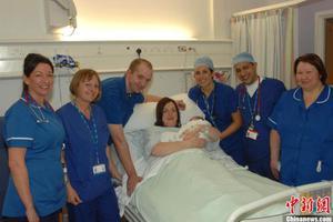 英医疗系统员工来自202个国家或地区 华人807名
