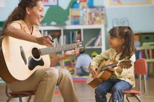 听说音乐可以管理课堂 看看美国老师是怎么做的