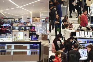 希思罗机场免税店致歉声明:对中国民众万分歉意