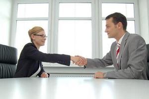 MBA提前面试:哪些礼仪禁忌千万不能触碰