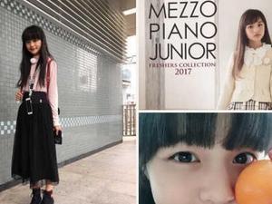 """13岁日本女孩爆红获赞""""最美小学生"""""""