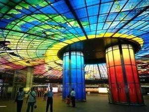全球最美地铁站排名