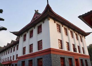 最美中国风教学楼