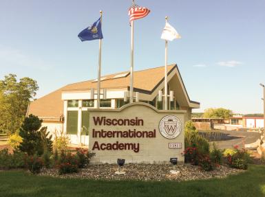 WIA-美国威斯康星国际学院外景