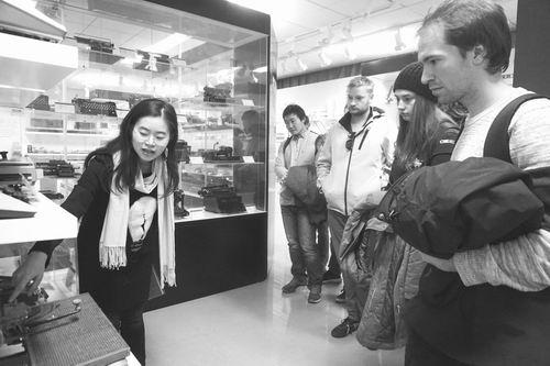 北交大火车、咖啡、博物馆带来的奇妙效应