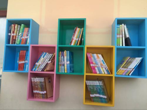 买不到心仪的学区房 美国人用家庭图书角弥补