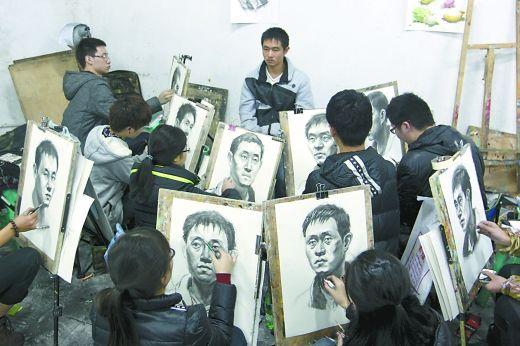 美术生应对美术高考|视频生|专业课|填写自美术保卫1萝卜攻略图片