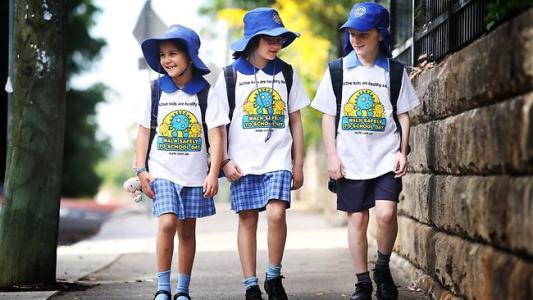 澳洲中小学