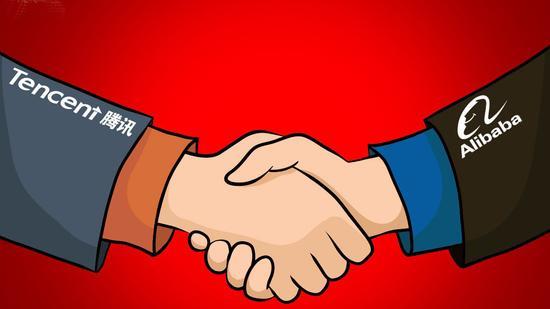 腾讯与阿里:它们想买下一个数字经济的未来