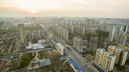 雄安新区。视觉中国 资料