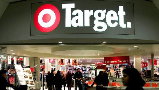 美国第二大零售商Target。图片来源于网络