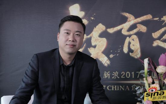 温德先生教育集团CEO蒋磊