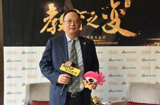 中旭天下教育集团总裁 邹晓东