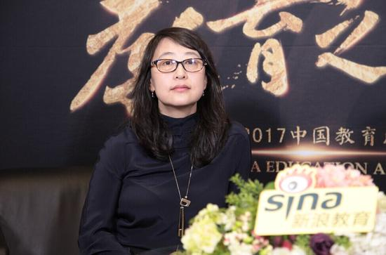 艾涂图国际儿童艺术空间CEO王琰