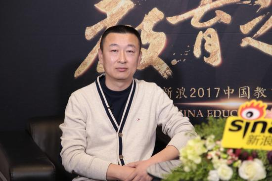 智童启德(北京)教育科技有限公司加盟总监昝庆文