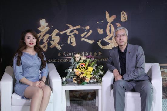 君学中国副总裁王虎江